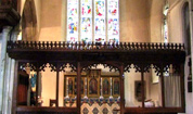 The Parish Church of Sarum St. Martin, Salisbury Wiltshire